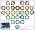 Corée. je- codi bon marché couleurs de lentilles de contact du vent lentilles cosmétiques 50 gros contacts couleurs en stock