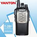T-289 5w chubasquero impermeable vhf uhf de teléfono