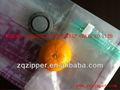 venta caliente de sellado pe bolsa con cremallera