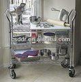 Desmontable de comedor habitación sirviendo carros/carro móvil de alimentos