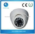 Cámara Video Cctv domo 700tvl Infrarroja Antivandalica Vision Nocturna interior del color blanca