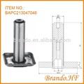 De refrigeración hvac accesorios, válvula de refrigeración piezas de repuesto, válvula de refrigeración de la armadura