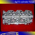 fundição de alumínio cabeça de cilindro para mitsubishi 6g72 v6 gasolina sohc 12v