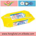 de alta calidad de bebé toallitas húmedas de la marca