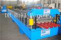 yx840 de acero esmaltado rollo de azulejo que forma la máquina