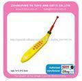 artículo de la promoción del juguete de simulación de banano de teléfono móvil de juguete de plástico