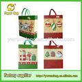 fashional vários sacos de presente para a promoção de natal