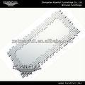 elegante espejo biselado estilo moderno Espejo Espejo de pared de diseño