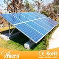 casa telhado 1500w fotovoltaicos sistema de grade de empate