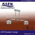 Candelabros de hierro forjado precios/candelabros de hierro forjado precios/luz md0008-2a suspensión