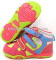 2013 zapatos de colores para la niña
