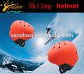 casco de esquí de visera
