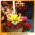 feliz cumpleaños música fiesta de la vela