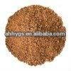 Comida-ancho de la semilla del té usado en la limpieza de la charca
