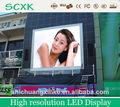 alta resolución llevó la pantalla de visualización publicidad pantalla LED cartelera