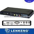 Conversor hdmi Multi entrada MHL + HDMI + VGA + Compuesto a HDMI + Coaxial