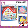 B/o de instrumento musical de órgano electrónico, instrumento de plástico juguetes, juguetesparabebés