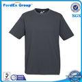Promoción 100% premium algodón peinado para hombre T-shirt