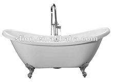2014 estilo de la moda independiente bañera de hidromasaje con el ce