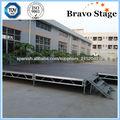 Alto qualit escenario portátil, sobre la venta de aluminio etapa