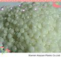 Suave del pvc copolímero de la resina, pvc plastico