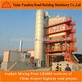 asfalto planta de mezcla LB4000