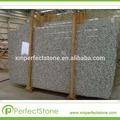 piedra de la pared que cubre los precios de granito por metro de grandes flores blancas g439 granito chino