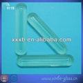 nivel de la caldera de vidrio de borosilicato de calibre con la ranura