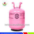 99.8% Pureza HFC gas refrigerante R410A R22 Como sustituto Precio