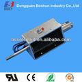 Bs-1245 empuje tipo de solenoide, de corte de combustible solenoide, solenoidal, electroimán
