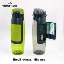 nalgene botella de agua de la categoría alimenticia del 100% BPA Tritan botella infusor fruta gratis