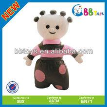 Caliente- la venta infantil de dibujos animados de juguete/precioso de la felpa juguetes de dibujos animados