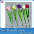 Artificial decorativa Tulip Flor Atacado
