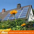 Residencial off- red de energía solar sistema energi precio