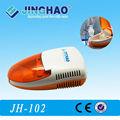 nuevos vuelos baratos mini compresor nebulizador asma de la máquina