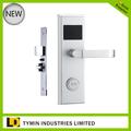 2014 Hotel Nuevo producto seguro de la puerta mecánica , máquina de la tarjeta llave de hotel