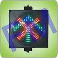 semaforo indicador de carril de 300mm