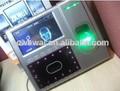Lengua farsi& facial de huellas dactilares& rfid( id) tarjeta de tiempo grabadora iface502/id