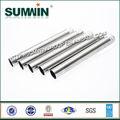 Escadas decorativas Ralling aço inoxidável flexível tubo de escape