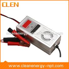 cargador baterías 12v 5a cargador de plomo ácido de la batería del grupo