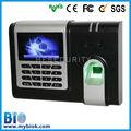 China electrónica lector biométrico de huellas dactilares la atención del tiempo del empleado (HF-X628)