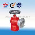 Hidrante de incêndio, aterragem hidrante, hidrante interno