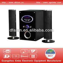 altavoces 2.1 con usb/sd/fm/ok/rc S-2120