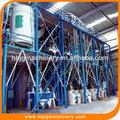 harina de alta calidad de la planta de procesamiento con precio