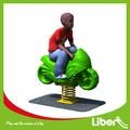 Moto projeto ao ar livre playground piloto de primavera crianças para le. Tm. 157