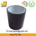 mejor fabricante profesional de la calidad de la película azul PE caliente