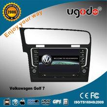 nuevo 2013 Volkswagen golf 7 rsistema de navegación GPS de radio