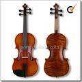 violino violino flambado com o caso, o equipamento violino conservatório(VM145M)