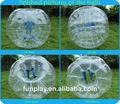 popular y loco inflable de tamaño humano hamster ball