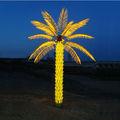3m 4m 5m 6m artificial led iluminado los árbole palma los árboles grandes y grandes palmeras artificiales
